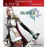 Final Fantasy XIII Playstation3 Game SQUARE ENIX