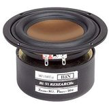HiVi B3N 3&quot; Aluminum Driver Round Frame