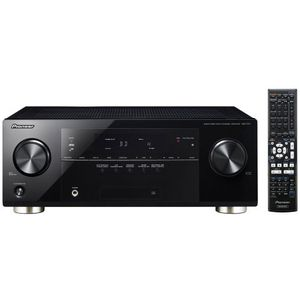 Pioneer VSX-821-K 5.1 Home Theater Receiver, Glossy Black