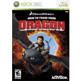 How to Train Your Dragon Xbox 360 Game Activision
