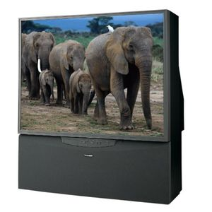 Toshiba 61H70 61-Inch HDTV-Ready Projection TV