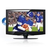 "Coby Electronics, 19"" LCD High-Def TV/DVD Combo (Catalog Category: TV & Home Video / LCD TV/DVD Combos)"