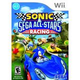 Sonic & Sega All-Stars Racing Wii Game SEGA