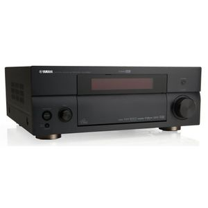 Yamaha RX-V3800BL 7.1-Channel Network Home Theater Receiver (Black)