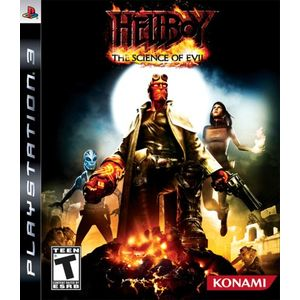 Hellboy: Science of Evil Playstation3 Game KONAMI
