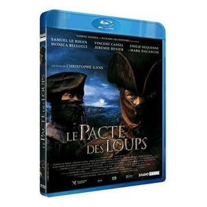 Brotherhood of the Wolf (Lupus dei - Le pacte des loups) [Region B] (2001)