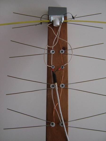 Diy Tv Antenna Vhf