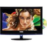 NAXA NTD-1954 19 inch Class LED HDTV with Built-in Digital Tuner & DVD Player