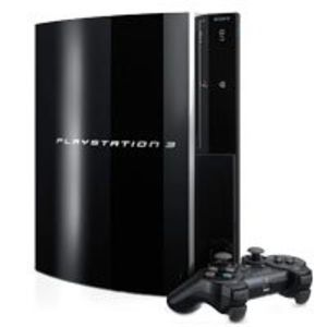 Sony Playstation 3 40GB w/ Bonus Spiderman 3 Blu-Ray