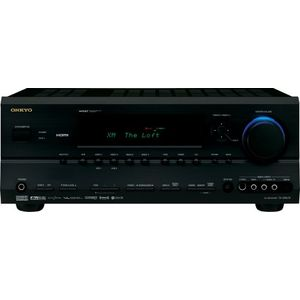 Onkyo TX-SR674 7.1 Channel Up-Converting A/V Receiver (Black)