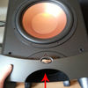 TK423's photos in Klipsch RW-12d making internal squeaking noise