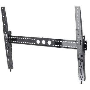 AVF Super Slim ZL8601-A Flat and Tilt TV Wall Mount for 40-Inch to 65-Inch Flat Panel TV Screens (Black)