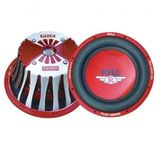 "Pyle 12"" 2000 Watt Red Aluminum Cone Die-Cast Subwoofer"