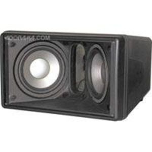 JBL Control SB210 Dual 10 inch 400-Watt Indoor/Outdoor High Output Compact Subwoofer - Black
