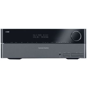 Harman Kardon AVR1600 50W 7.1-Channel A/V Receiver (Black)