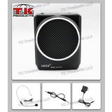 Aker Voice Amplifier 12watts Black MR2505 by TK Products, Portable, for Teachers, Coaches, Tour Guides, Presentations, Costumes, Etc.