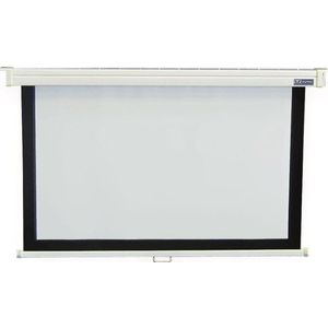 New - VUTEC EconoPro Manual Projection Screen - EV-MW6080D