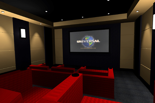 Show Us Your Home Theater Color Schemes Page 3 Avs