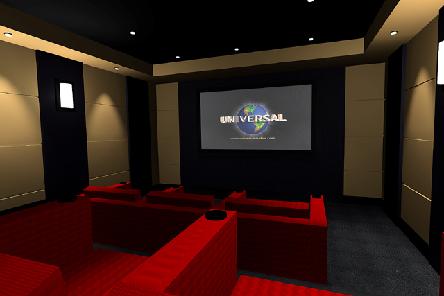 show us your home theater color schemes page 3 avs forum home theater discussions and reviews. Black Bedroom Furniture Sets. Home Design Ideas
