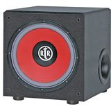 "NEW 12"" 200-Watt Powered Front-Firing Subwoofer (Home Audio Video)"