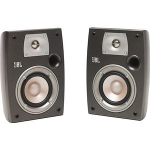 "JBL N24 2-Way 4"" Bookshelf Speakers (pair)"