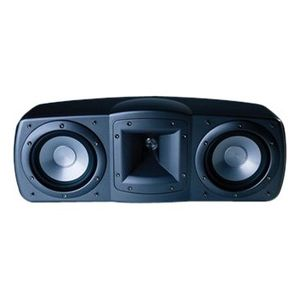 Klipsch Synergy C-2 Center Channel Speaker (Single, Black)