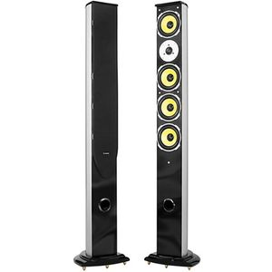 Fluance ES1 Higher Fidelity Two-way Floorstanding Pillar Speakers
