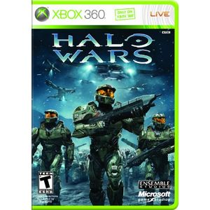 Halo Wars Xbox 360 Game Microsoft