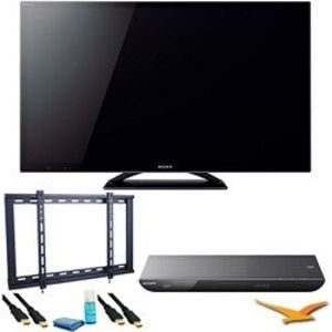 Sony KDL46HX750 46 inch 3D Wifi XR 480hz LED HDTV with BDPS590 3D Blu Ray