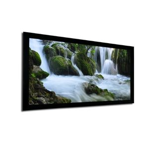 FAVI 16:9/100-Inch Fixed Frame Projector Screen (FF2-HD-100)