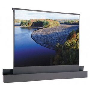 Da-Lite Glass Beaded HDTV Format Ascender Electric Projector Screen