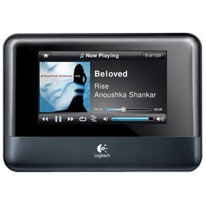 Logitech Inc, Squeezebox Touch (Catalog Category: Distributed Audio & Video / Multiroom Solutions)