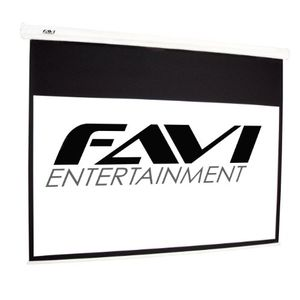 FAVI 16:9/120-Inch Electric Projector Screen (HD-120)