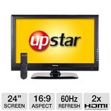 "Upstar ALG-24LED11 24"" 1080p LED HDTV"