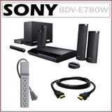 Sony BDV-E780W Blu-Ray Disc Player