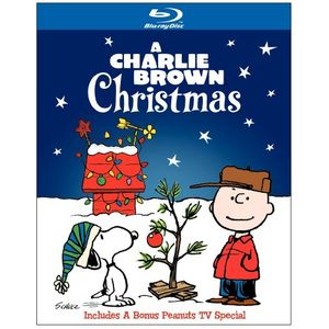A Charlie Brown Christmas (Deluxe Edition) (Blu-ray) (Widescreen)