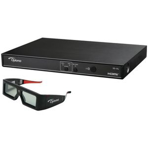 Optoma 3D-XL Converter Box for 3D Video and Gaming