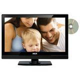 RCA 19inch LED TV With Dual DVD AC/DC Power 1366 X 768 HD Resolution Display Headphone Jack