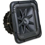 Kicker 08S8L52 Solo-Baric L5 8-Inch Subwoofer 2 DVC (Black)
