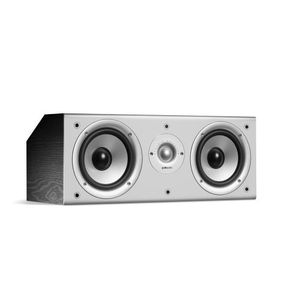 Polk Audio Monitor Series CS1 Center Channel Speaker (Single, Black)