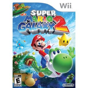 Super mario Galaxy 2 Wii Game Nintendo