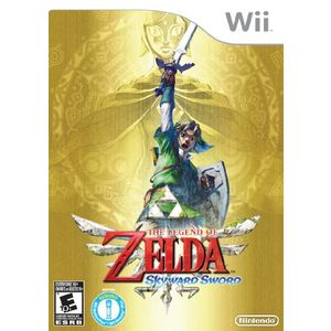 Nintendo RVLPSOUE Legend of zelda skyward sword