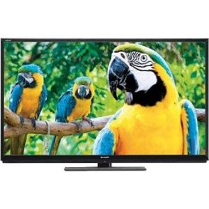 Sharp Aquos LC60LE847U 60-Inch 1080p 240Hz 3D 1080p LED-LCD TV