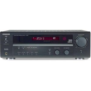 KENWOOD VR-806  6.1-Channel Home Theater Receiver