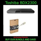 Toshiba Blu-ray Disc Player - BDX2300