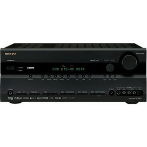 Onkyo TX-SR605 7.1 Channel Home Theater Receiver (Black)