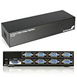 8 Port VGA Video Splitter/amp