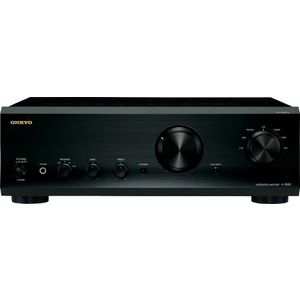 Onkyo A-9555 Integrated Digital Stereo Amplifier (Black)
