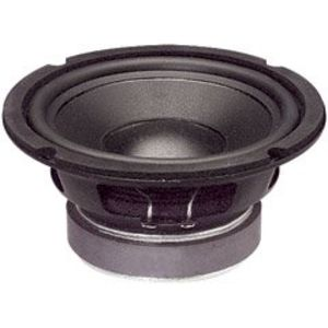 "Goldwood GW-6028 6-1/2"" Butyl Surround Woofer 8 Ohm"