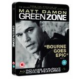 Green Zone Limited Edition Steelbook Blu Ray